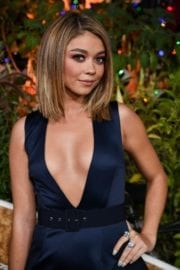 Sarah Hyland Stills at Teen Vogue Young Hollywood Party in Los Angeles