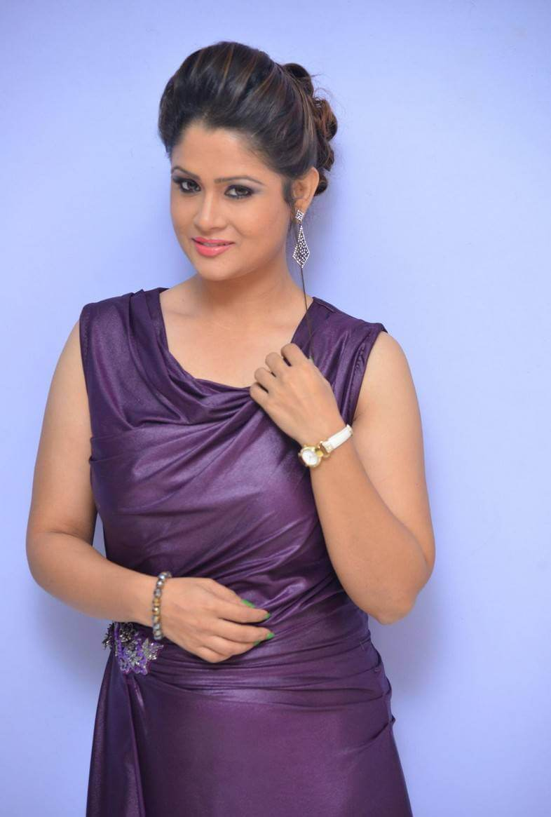 Shilpa Chakravarthy at Pratikshanam Audio Launch Pics