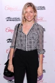 Sienna Miller Stills at Labyrinth Theater Company Celebrity Charades Gala in New York