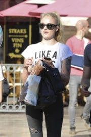 Sophie Turner Out and About in West Hollywood