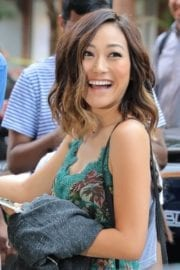 Suicide Squad's Karen Fukuhara Out and About in New York