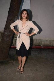 Taapsee Pannu Hot at Pink Movie Premiere Show Photos