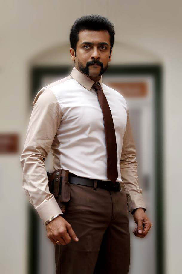 Actor Suriya Singam 3 Movie First Look Photos