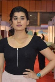 Actress Archana at Kitchen India Expo Launch Event Photos