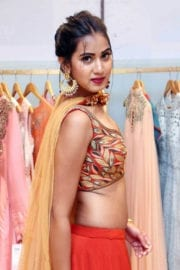 Actress Harathi Honey Hot Pics at Exhibition Launch