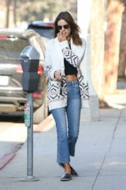 Alessandra Ambrosio Photos at Out and About in Los Angeles