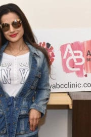 Ameesha Patel at Advanced Beauty & Cosmetic Clinic Launch Photos