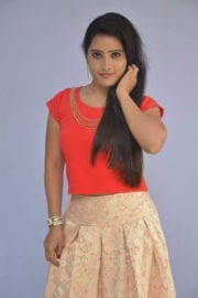 Anusha at Akira Movie Trailer Launch Photos