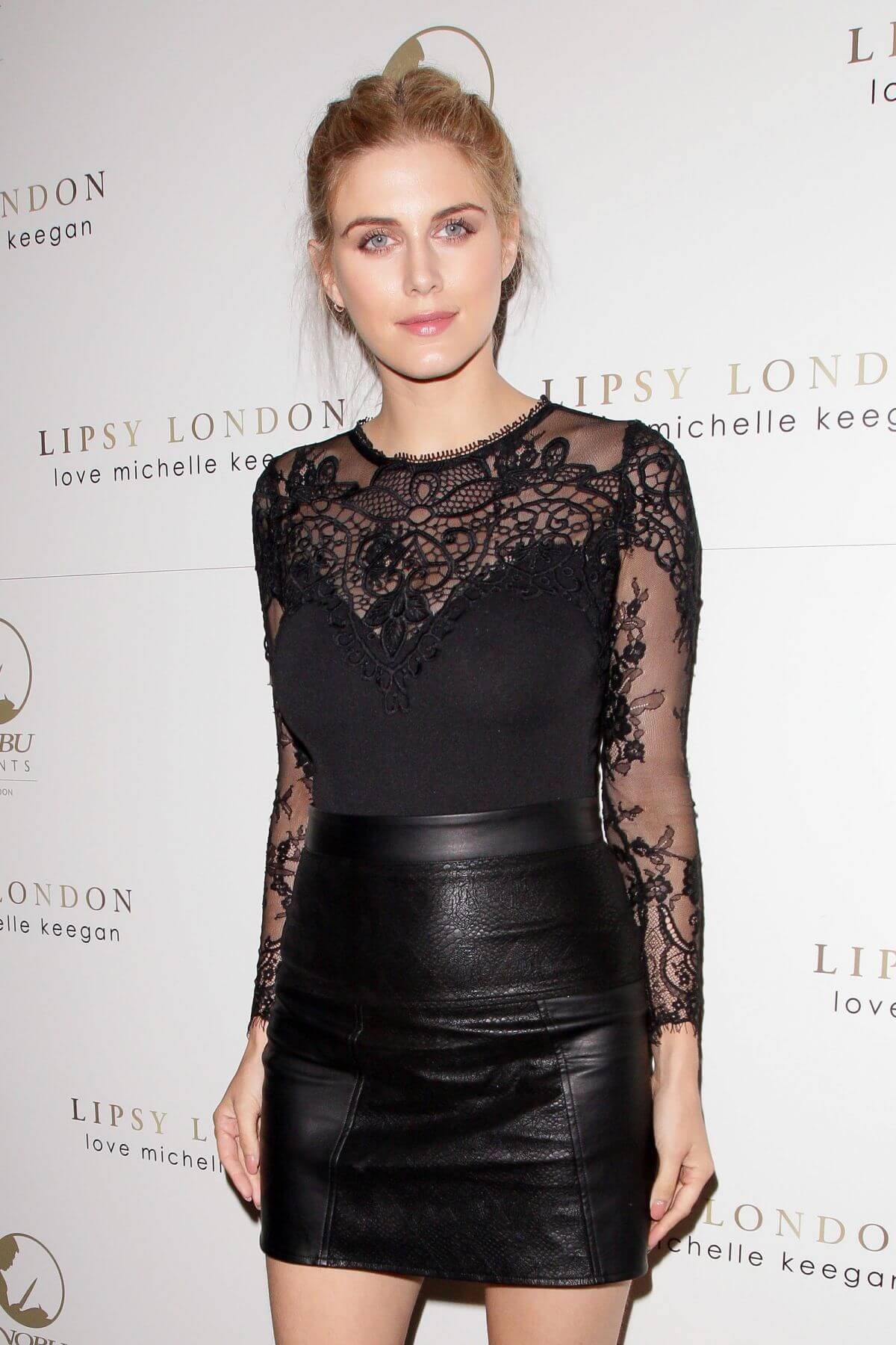 Ashley James Stills at Lipsy London Party in Mayfair Photos