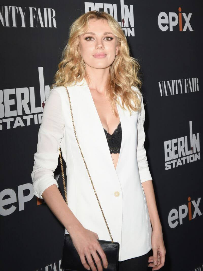 Bar Paly Stills at Berlin Station Premiere in Los Angeles