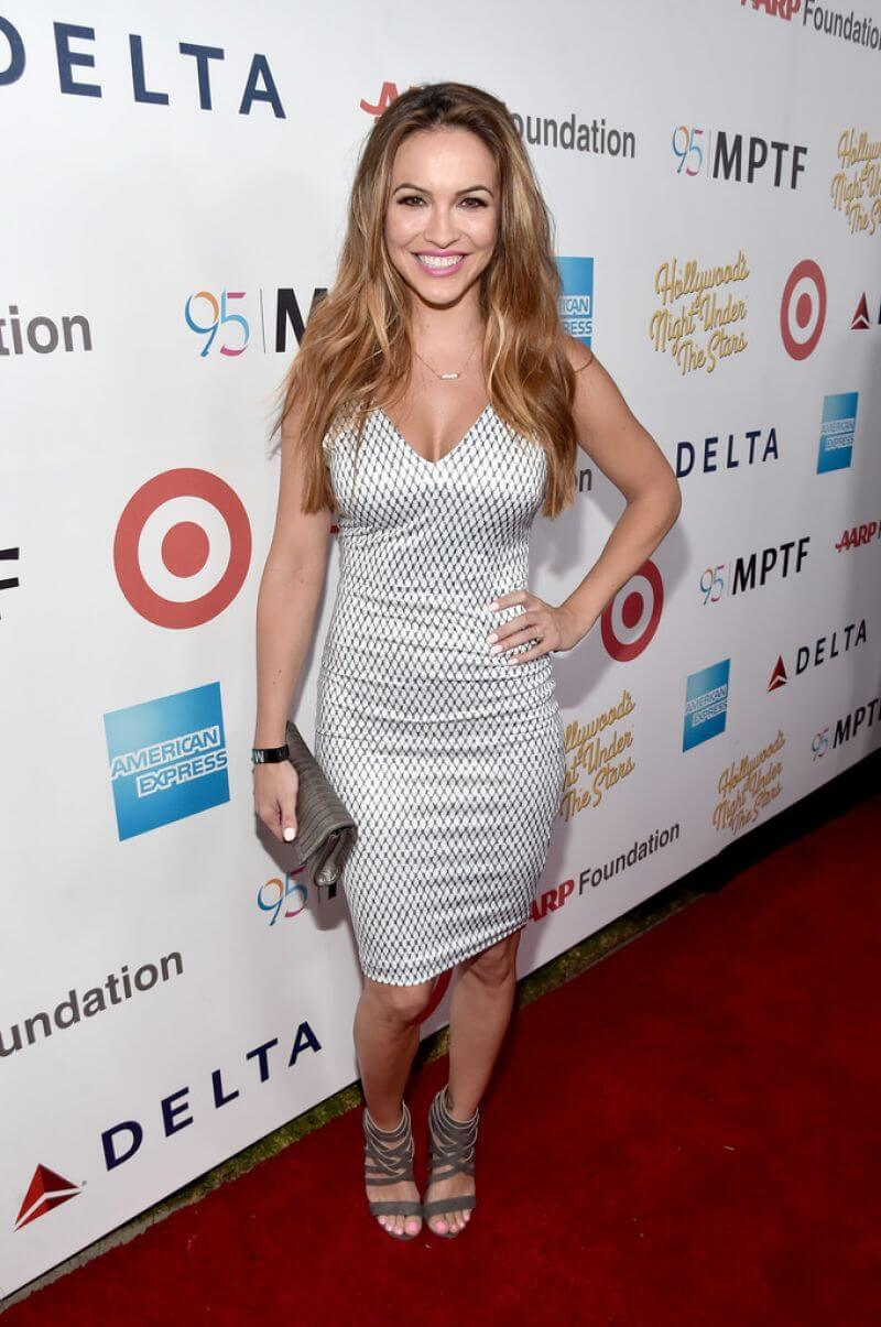 Chrishell Stause Stills 95th Anniversary with Hollywood's Night in Los Angeles