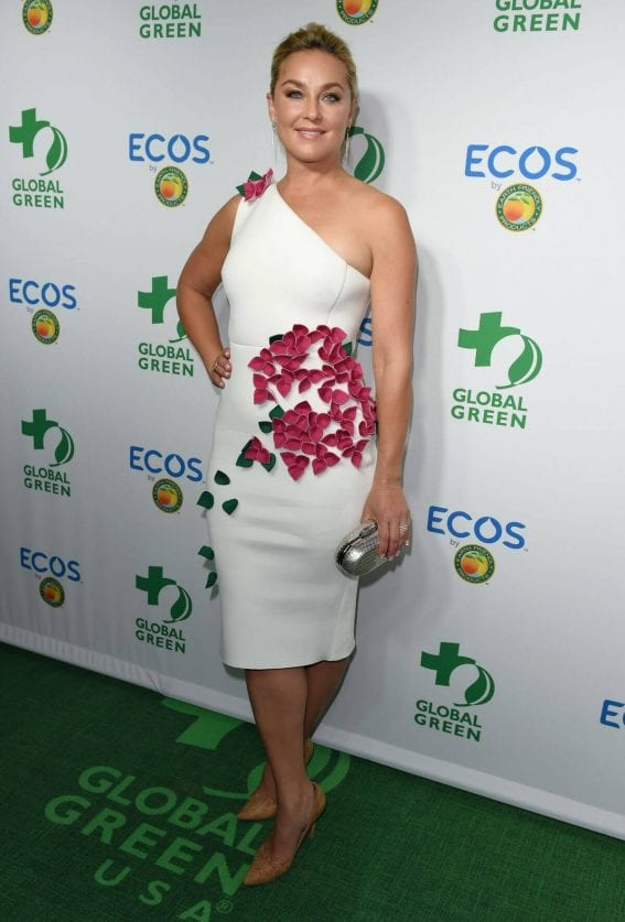 Elisabeth Rohm Stills at Global Green 20th Anniversary Awards in Los Angeles