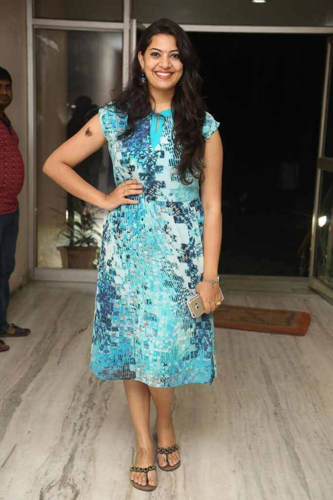 Geeta Madhuri at Raagam Short Film Launch Event Photos