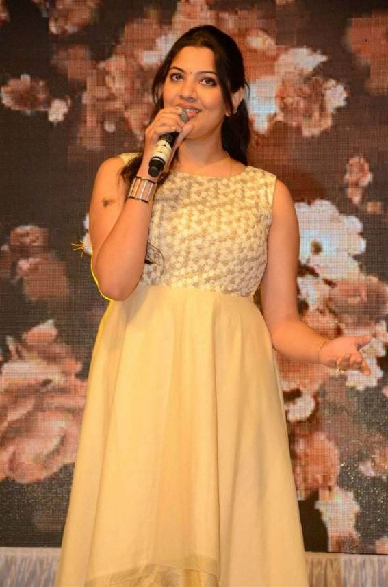 Geetha Madhuri Images At Entha Varaku Ee Prema Audio Launch