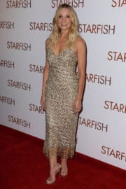 Joanne Froggatt Stills at 'Starfish' Premiere in London