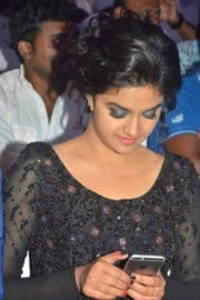 Keerthy Suresh at Remo Thanksgiving & Success meet