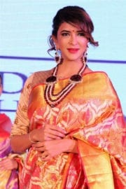 Lakshmi Manchu at Radha Krishnan Silk Sarees Fashion Show