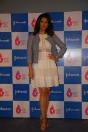 Lara Dutta at Johnsons Baby Promotional Event Photos