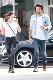 Lucy Hale Photos Out and About in Los Angeles