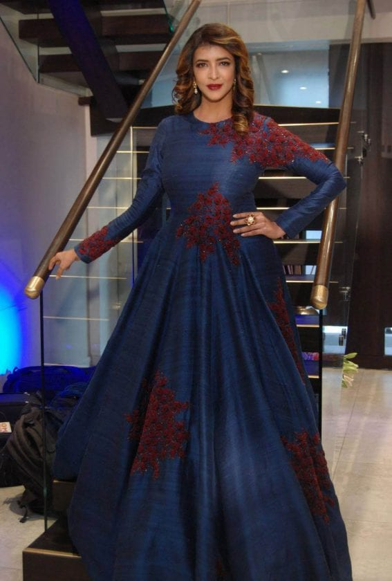 Manchu Lakshmi at Elahe Lakme Fashion Week 2016 Images