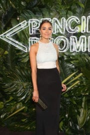 Olivia Culpo Stills at Pencils of Promise 6th Annual Gala A World Imagined in New York