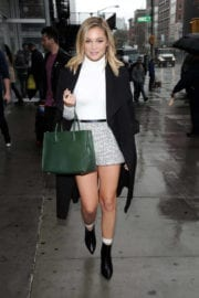 Olivia Holt Stills Out and About in New York