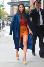 Olivia Munn Stills Out and About in New York