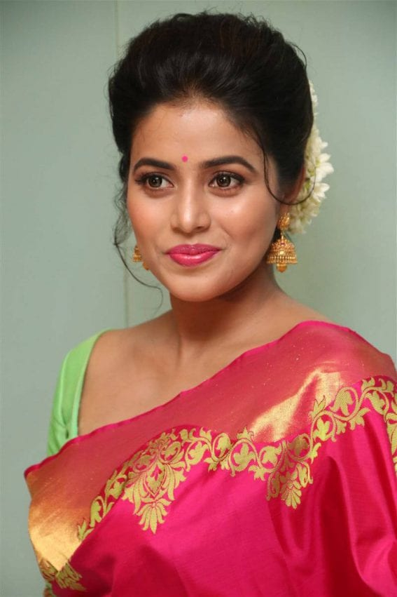 Poorna at Savarakkathi Movie Audio Launch Photos
