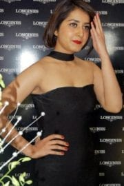 Raashi Khanna Photos at launch of Longines Collection