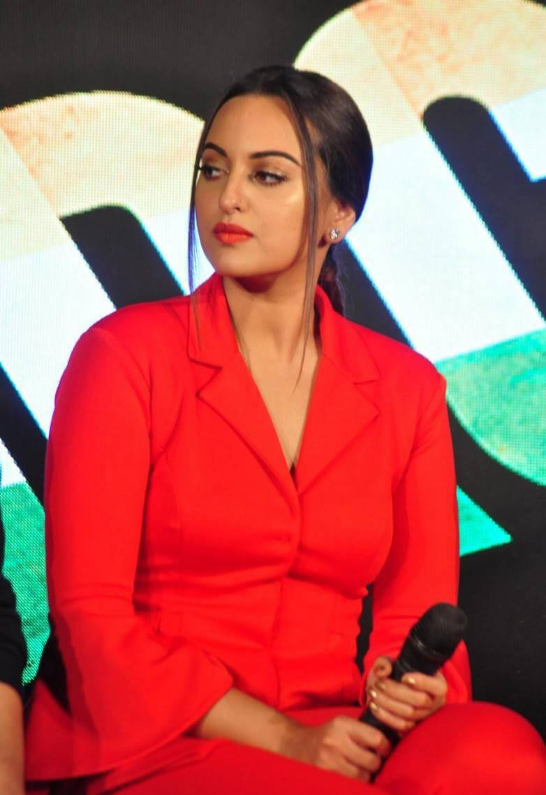 Sonakshi Sinha at Force 2 Video Song Launch Photos