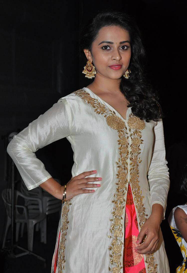 Sri Divya Images at Kashmora Telugu audio launch