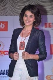 Taapsee Pannu Hot at Big Bazaar Festive Collection Launch