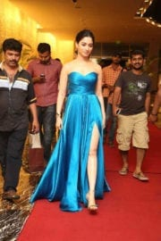 Tamannaah Bhatia Images at Abhinetri Movie Audio Launch