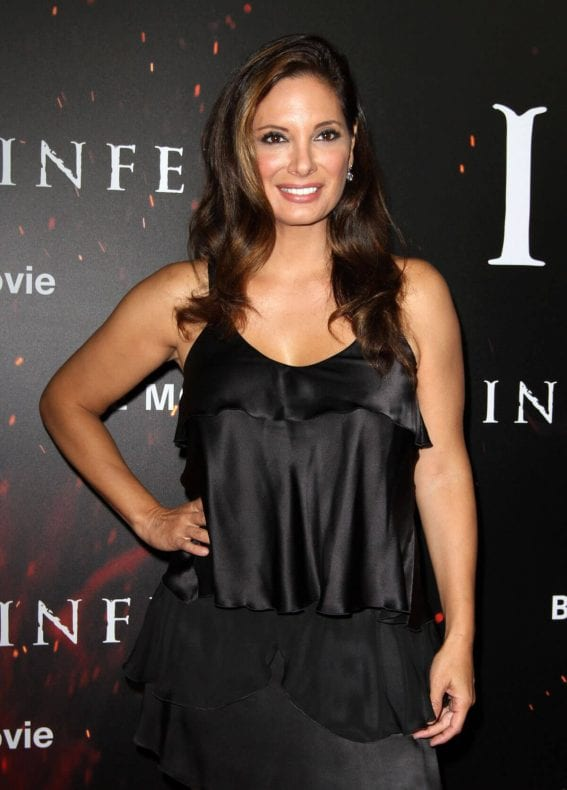 Alex Meneses Stills Images at 'Inferno' Premiere in Hollywood