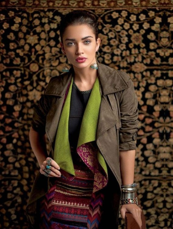 Amy Jackson Photoshoot for Femina Magazine, November 2015