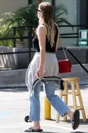 Ashley Benson Stills Images Out and About in Los Angeles