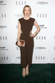 Beth Riesgraf Stills Images at 23rd Annual Elle Women in Hollywood Awards