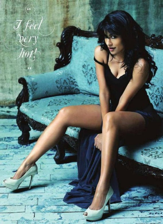 Chitrangada Singh Photoshoot for Maxim Magazine, May 2014