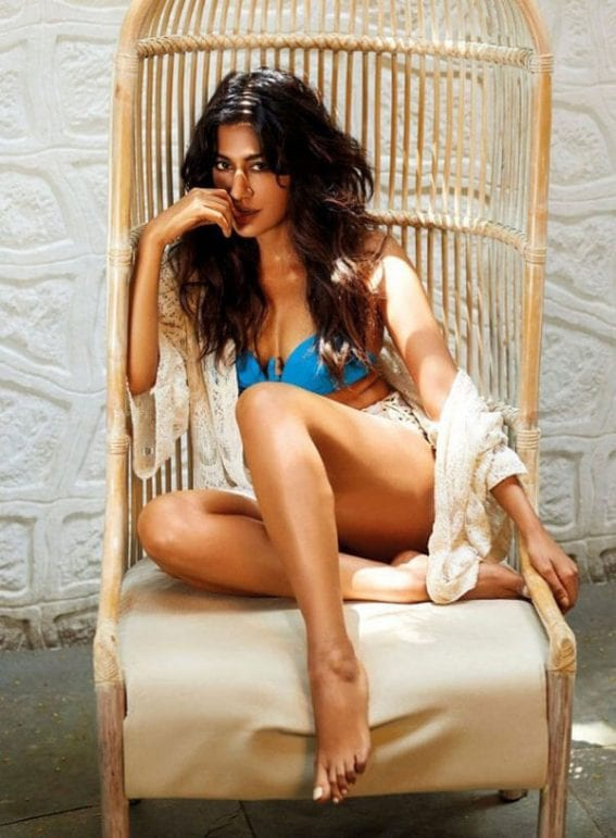 Chitrangada Singh Stills FHM India PhotoShoot June 2016