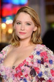 Haley Bennett Stills at Rules Don't Apply Premiere at AFI Fest in Los Angeles