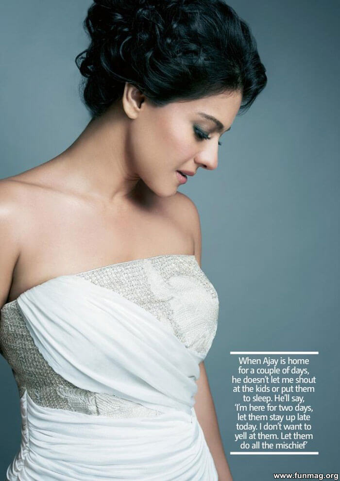 Kajol Photoshoot for Filmfare Magazine, March 2012