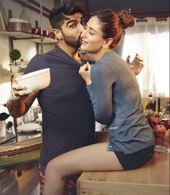 Kareena Kapoor & Arjun Kapoor Photoshoot for Filmfare Magazine, April 2016