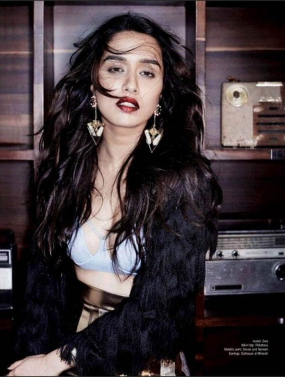 Shraddha Kapoor Hot Photoshoot for Filmfare Magazine, June 2016
