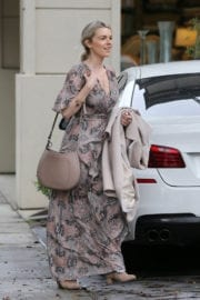 Ali Fedotowsky Out Shopping in Beverly Hills