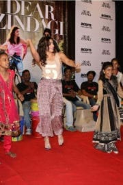 Alia Bhatt at Childrens Day Celebrations With Dharavi Kids