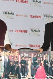 Alia Bhatt At Filmfare Glamour And Style Magazine Cover Launch