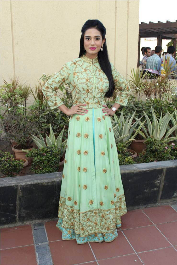 Amrita Rao at Khel Khel Mein Annual Event