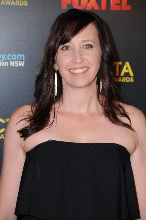 Angie Fielder at AACTA International Awards 2017 in Hollywood