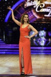 Anita Rani at 'Strictly Come Dancing' Photocall in Birmingham