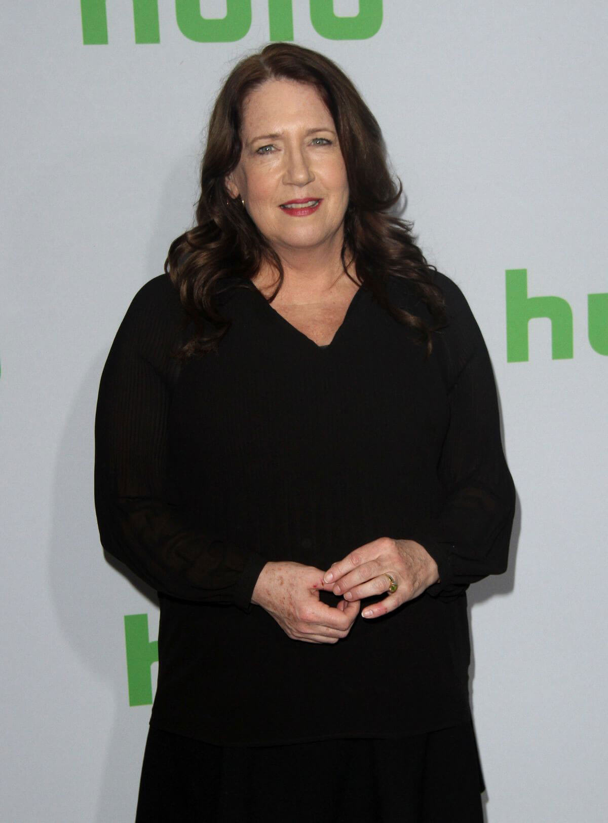 Ann Dowd at Hulu's Winter TCA 2017 in Los Angeles